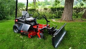 zero turn lawn mower accessories. products - zero turn plows lawn mower accessories
