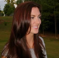 Deep Auburn Hair Color Eye Shadows
