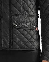 Wilson Quilted Jacket | Men's Designer Jackets & Coats | Belstaff & Wilson Jacket Adamdwight.com