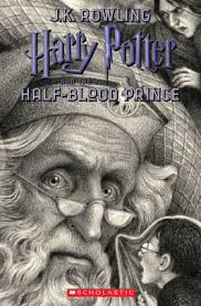 harry potter and the half blood prince harry potter series 6