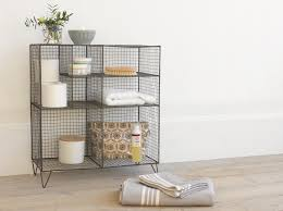 @phillipjrandall Shelfing for the bathroom? would look so good with the  subway tile,. Metal ShelvingWire ...
