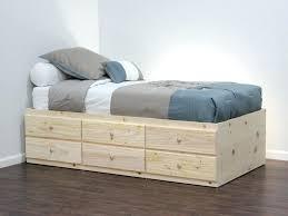 Twin Bed Frame With Storage Underneath Diy Drawers Plans. Target Twin Bed  Frame With Storage Wood Drawers Plans. Twin Bed Frame With Drawers Used  Storage ...