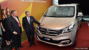 new car launch in malaysia 2016Maxus G10 MPV launched in Malaysia from RM136k  new 10seater