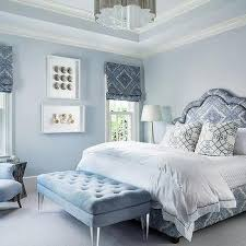 gray master bedroom design ideas. Blue Bedroom With Gray Open Bedside Tables Master Design Ideas