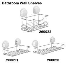 Suction Cup Bathroom Accessories Online Get Cheap Suction Bath Shelf Aliexpresscom Alibaba Group