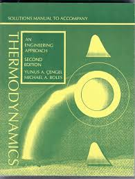 Buy Thermodynamics: Solutions Manual: An Engineering Approach Book ...