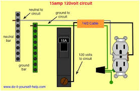 wiring diagram 15 amp circuit breaker 120 volt circuit diy house wiring diagram 15 amp circuit breaker 120 volt circuit diy house