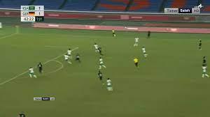 أهداف مباراة السعودية وألمانيا بأولمبياد طوكيو
