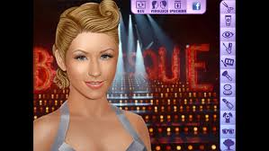 christina aguilera true make up kaisergames play free dress styling fashion games