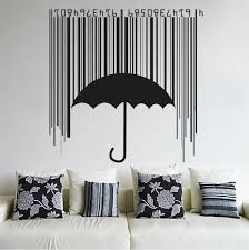Small Picture Shieldbrella Wall Decal Cool Wall Designs From Trendy Wall Designs