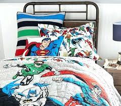 post superhero comforter set queen superheroes toddler