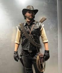 red dead redemption cowboy vest