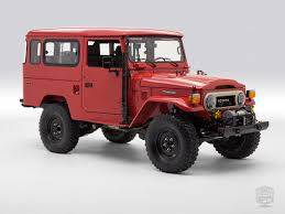 <b>Toyota 40</b> Series <b>Land Cruiser</b>