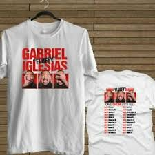 Details About New Gabriel Fluffy Iglesias One Show Fits All White Tee Usa Size T Shirt En2