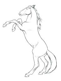 Coloring Pages Free Horse Coloring Pages For Adults Of Wild Horses