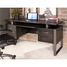 executive office furniture for sale. 64 charcoal modern office desk - mar vista executive furniture for sale d
