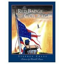 org acirc civil war literature posts cover art the red badge of courage