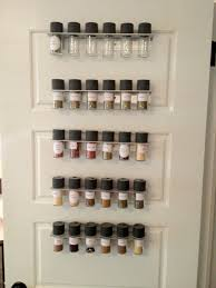 Spice Rack Ideas Diy Spice Rack For Pantry Door