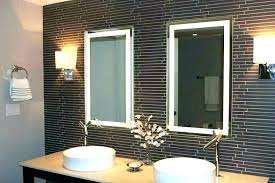 lighted vanity mirror wall mount. Wall Mounted Lighted Mirror Magnifying Bathroom Mirrors Bath Extending Vanity Mount H