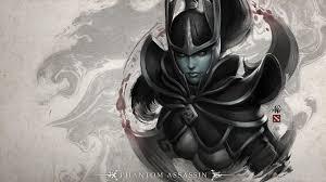 picture dota 2 phantom assassin mortred armor helmet warriors