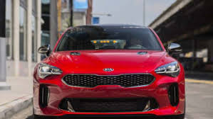 's Of The Business Stinger Car 2018 Year Insider Why Kia Is xfz1wYqq