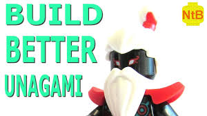LEGO NINJAGO BUILD BETTER UNAGAMI FROM SEASON 12 - YouTube