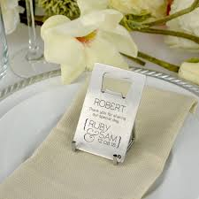 Personalized Wedding Favors For Guests