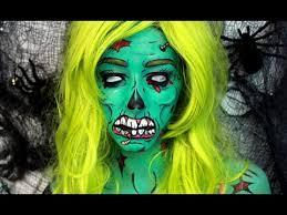 pop art zombie makeup tutorial you