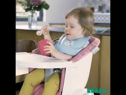 <b>Стульчик для кормления Beaba</b> Chaise Haute Up&Down - YouTube