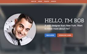 Resume Website Template Image Detail Ideas Cool Best Simple Ideas