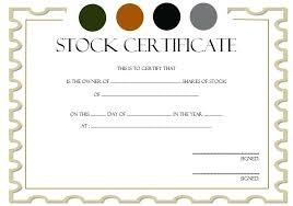 Stock Certificate Template Microsoft Publisher Blank Free Duke 2