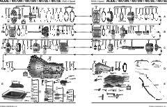 ford aode, 4r70w, 4r75 4r70w wiring harness at 4r70w Transmission Wiring Diagram 99