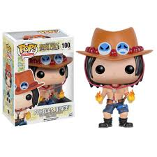 <b>One Piece</b> Portgas D. <b>Ace</b> Pop! Vinyl <b>Figure</b> | Pop In A Box UK
