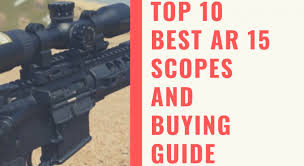 Ar 15 Rating Chart Top 10 Best Ar 15 Scopes Ar 15 Scope Reviews