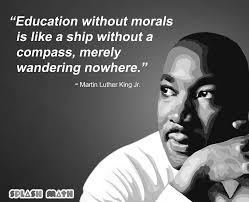 Martin Luther King Jr Quotes On Education. QuotesGram