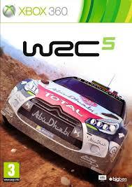 WRC 5 RGH Xbox 360 Español Mega