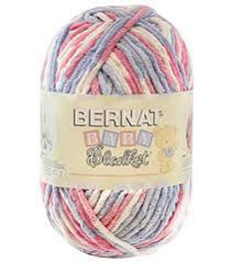 Bernat Baby Blanket (Polyester) - Ravelry