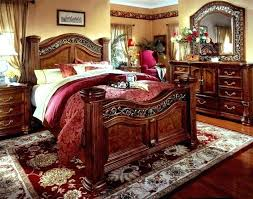 king cherry sleigh bed king size cherry bed bedroom sets clearance king size bedroom sets clearance