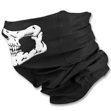 Semso <b>Halloween</b> Cosplay <b>Bicycle Ski Skull mask</b> Half Face <b>Mask</b> ...