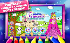 Small Picture Princess Coloring Book Games Android Apps on Google Play