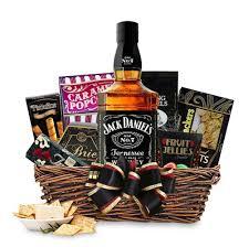 jack daniel s old no 7 black label tennessee whiskey gift basket