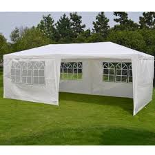 get quotations wedding party tent outdoor camping 10x20 easy set gazebo bbq pavilion canopy cater bbq wedding tent