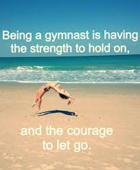 Gymnastics Quotes Gorgeous Gymnastics Quote So True Image 48 By Saaabrina On Favim