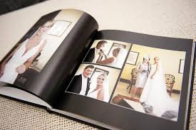 wedding al design coffee table book leather bound photo books for weddings