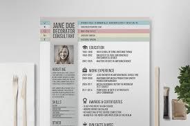 Creative Resume Vol.2 ~ Resume Templates ~ Creative Market