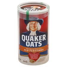 photo of quaker oats old fashioned 18 oz 1 lb 2 oz 510