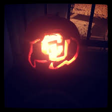 cu buffs rooftop patio cu buffs jack o lantern perfect accessory for any halloween party