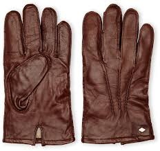 leather gloves joseph abboud cashmere lined gloves