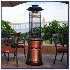 image of big natural gas outdoor heater