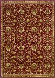 sphinx by oriental weavers area rugs amelia rugs 2331r red traditional rugs area rugs by style free at powererusa com